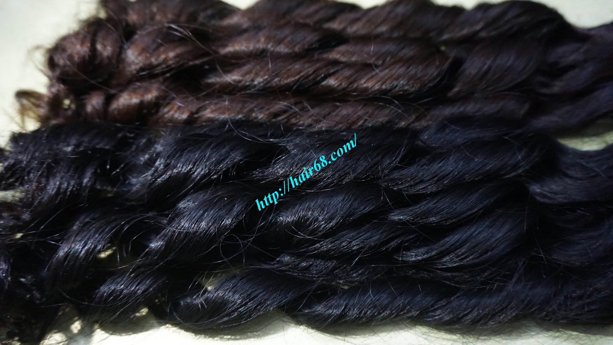 22 inch Loose Curly Hair Weave 10