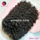 Classic curls 4x4 lace closure wigs 14 inches 180% Density