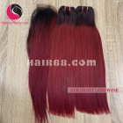 14 inch - Weave Ombre Hair - Straight Double