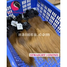 22 inch - Weave Ombre Hair Extensions Online - Straight Double