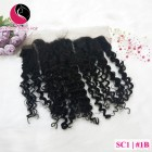 16 inch Loose Curly Hair Weave - Single Drawn