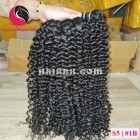 22 inch Loose Curly Hair Weave – Single Drawn