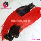 16 inch - Weave Ombre Hair Extensions Online - Straight Single
