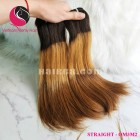 20 inch - Weave Ombre Hair Extensions Online - Straight Single