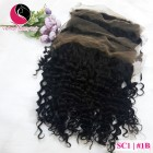 14 inch Cheap Curly Human Hair Weave – Double Drawn