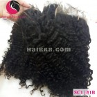 16 inch Curly Human Hair Weave Extensions – Double Drawn