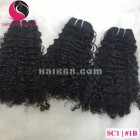 30 inch Long Curly Weave Hair Extensions – Double Drawn
