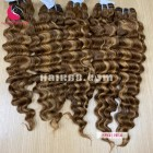 30 inch Best Weaves For Natural Hair - Steam Wavy