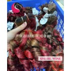 20 inch -  Weave Funmi Hair Extensions - Double Drawn