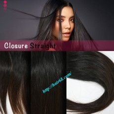 Vietnam Hair Straight Lace Closure 4x4 12inch