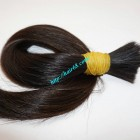 10 inch Virgin Remy Hair - Straight Double
