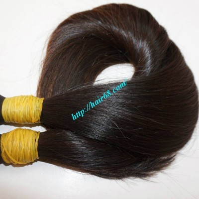 12 inch Virgin Hair Bundles - Straight Double