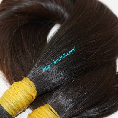 18 inch Virgin Hair Vietnam - Straight Double