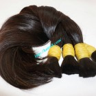 26 inch Virgin Hair Extensions - Straight Double
