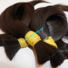 30 inch Virgin Remy Brazilian Hair - Straight Double