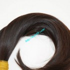 8 inch Virgin Remy Hair Extensions - Straight Single