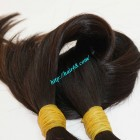10 inch Vietnam Virgin Hair Extensions - Straight Single