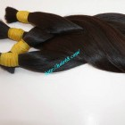 14 inch Virgin Hair Extensions Bundles - Straight Single