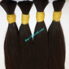 18 inch Virgin Hair Extensions Online - Straight Single