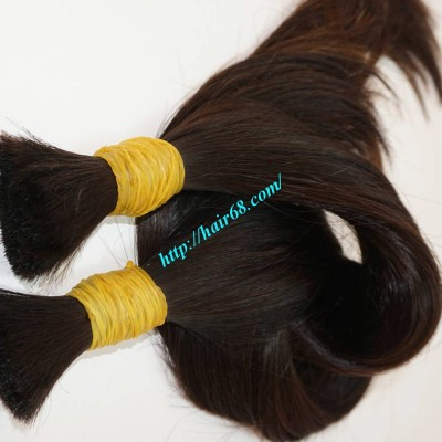 26 inch Virgin Hair Extension - Straight Single