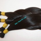 30 inch Best Virgin Hair Companies - Straight Single