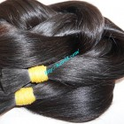 16 inch 100 Remy Human Hair Extensions - Thick Straight Double