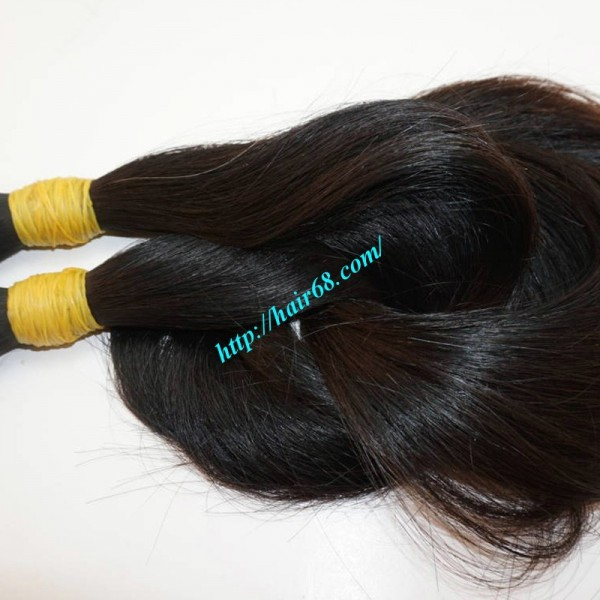 18 Inch Remy Hair Extensions Thick Straight Double