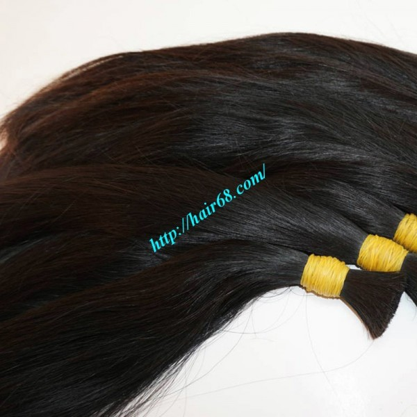 20 Inch 100 Human Hair Extensions Thick Straight