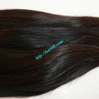 8-inch-Thick-Human-Hair-Extensions-Straight-Single-m-2