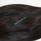8-inch-Thick-Human-Hair-Extensions-Straight-Single-m-3
