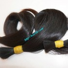 16 inch Good Thick Hair Extensions - Thick Straight Single