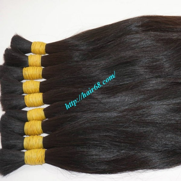 24 Inch Hair Extension Supplies Thick Straight Single