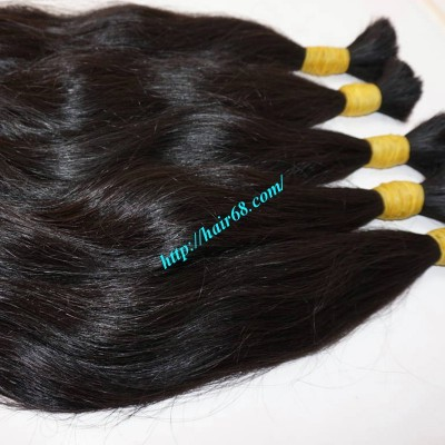 10 inch Virgin Hair Wholesale Supplier - Wavy Double