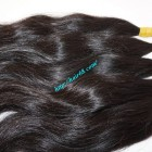 14 inch Virgin Hair Extensions - Wavy Double