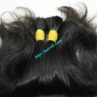 24 inch 100 Virgin Hair - Wavy Single
