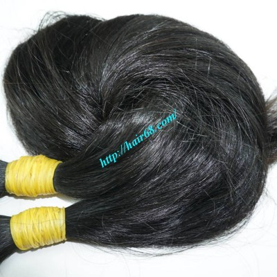 26 inch 100 Virgin Human Hair - Wavy Single