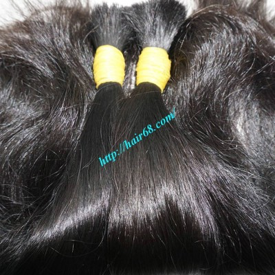 8 inch Buy Hair Extensions Online Cheap - Thick Wavy Single