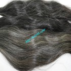 16-inch-Grey-Hair-Extensions-Wavy-Double-m-4