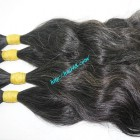 10-inch-Grey-Human-Hair-Extensions-Double-m-4