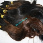 28 inch Cheap Human Hair Extensions Straight Double Drawn