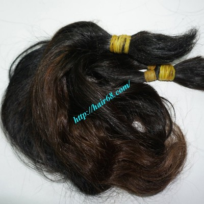 12 inch Best Cheap Human Hair Bundles - Wavy