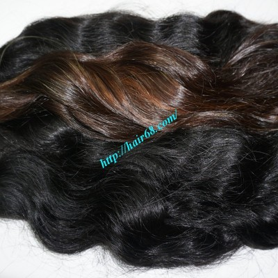 16 inch Best Cheap Human Hair Bundles - Wavy