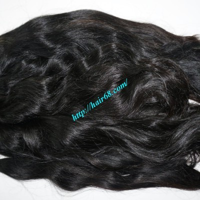 16 inch Cheap Human Hair Bundles - Wavy