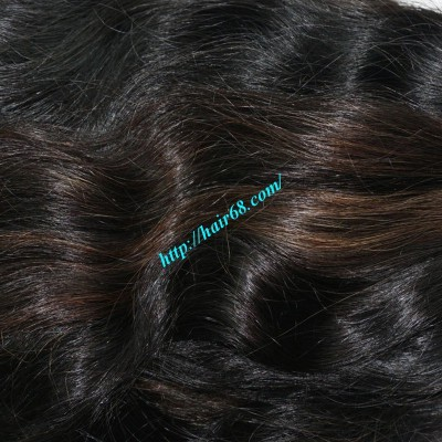 18 inch Cheap Human Hair Bundles - Wavy