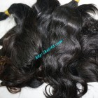 24 inch Cheap Human Hair Bundles - Wavy