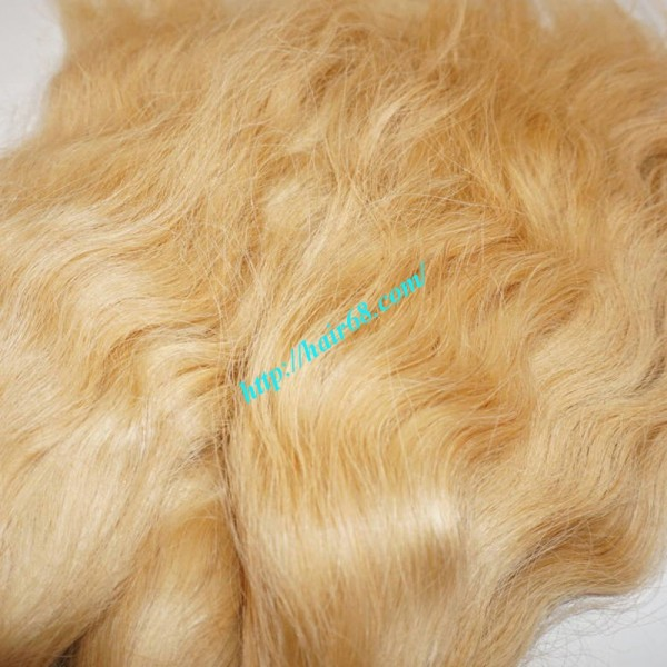 Cheap blonde hair extensions 100 virgin human hair 24 inch cheap blonde hair extensions wavy m pmusecretfo Image collections
