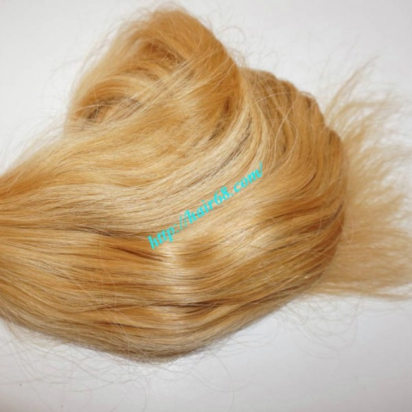 12 Inch Blonde Hair Extensions 100 Remy Hair