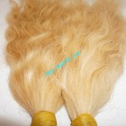 14 inch Blonde Hair Extensions Vietnamese Hair