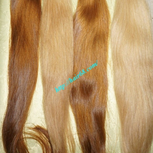 Blonde Human Hair Extensions Cheap 100 Remy Hair