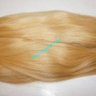 24 inch Blonde Human Hair Extensions Cheap - Straight